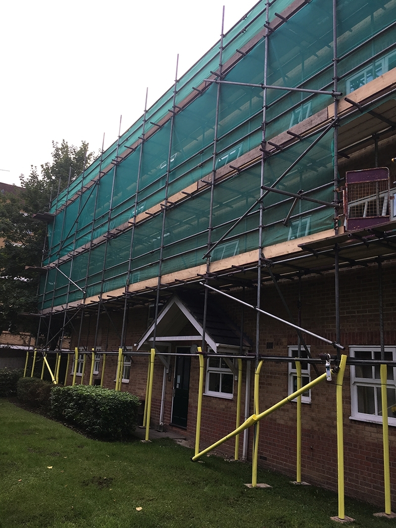 Scaffolding company in Dartford