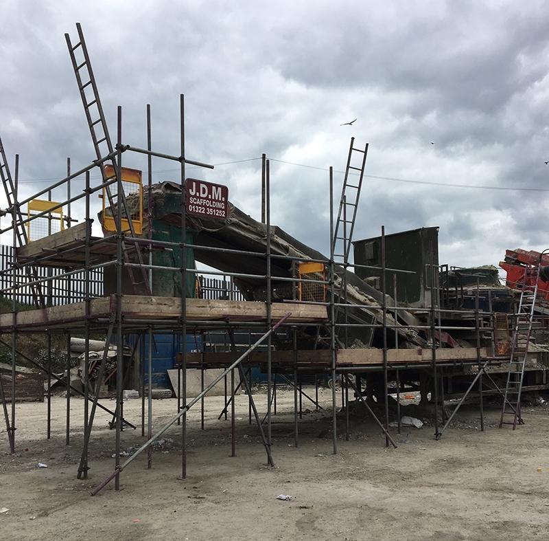 JDM scaffolding service