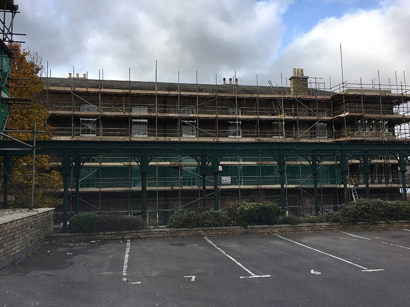 high quality scaffolding services