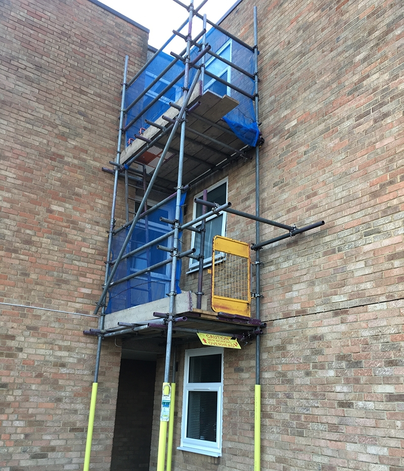 Scaffolding company in sidcup