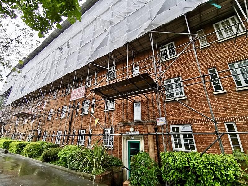 Scaffolding company in Gravesend