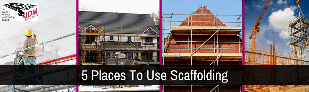 uses of scaffolding