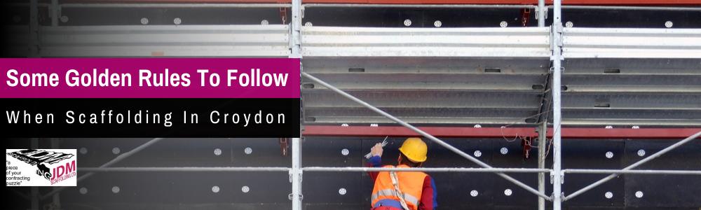 scaffolding rules