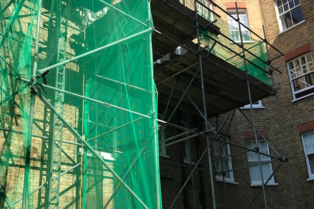 scaffolding construction in south east london